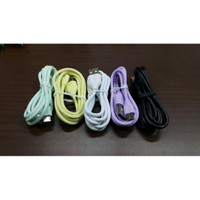 Kabel Data USB V-GeN Fast Charging 2.4A (MicroUSB VGEN Bulat)
