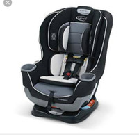 Graco Extand2fit convertible Carseat / Dudukan mobil bayi