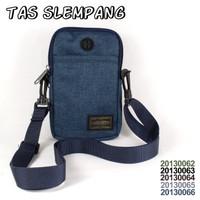 tas selempang pria / Tas pinggang Dompet /sarung Hp (tas Gadget kecil)