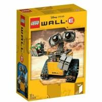 Lego Wall E 21303 wall-e hadiah lego