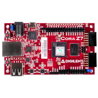 Digilent Cora Z7: Zynq-7000 Single Core and Dual Core Options for ARM/