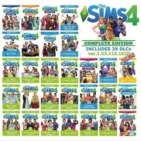 The Sims 4 Complete Edition