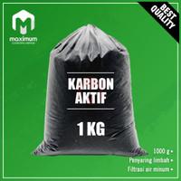 Karbon Aktif Bubuk / Active Carbon / Activated Charcoal Powder