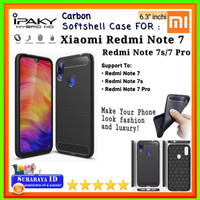 Backcover Case iPaky Xiaomi Redmi Note 7/ 7s/ 7 Pro (Softcase Xiaomi)