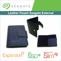 Leather Case / Pouch Case HDD - Seagate External