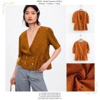 Khaki Summer (S,M,L) Blouse -49824