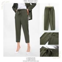 Dark Green (S,M,L) Pants -49826