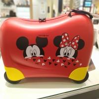 Koper Samsonite seri Mickey Minnie Mouse Luggage Cabin Size 16inch