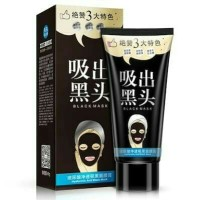 one spring black mask charcoal blackhead masker arang