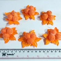 Hiasan Bunga Oren