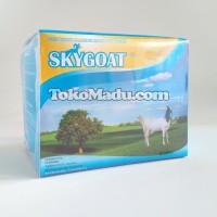 Susu Bubuk Kambing Etawa Skygoat Plus Propolis Full Cream 10 Sachet