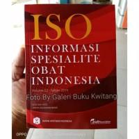 ISO INFORMASI SPESIALITE OBAT INDONESIA - Ori VOLUME 52 TAHUN 2019