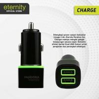 Eternity Pandora 2 USB Quick Car Charger Original