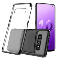 Softcase Shiny Bening Soft Case Cover Casing Samsung Galaxy S10 Plus