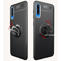 Softcase TPU Invisible RING Soft Case Cover Casing Samsung Galaxy A50
