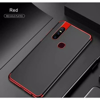 Softcase Bening Shiny Transparant Soft Case Cover Casing Vivo V15