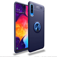 Softcase TPU Invisible RING Soft Case Cover Casing Samsung Galaxy M10