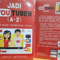 Jadi Youtuber A - Z Cara menjadi Youtuber paling cespleng Jubilee ente