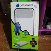 HIPPO ATLAS POWERBANK 7000mAh