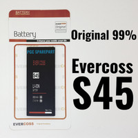 Baterai Original 99% Evercoss S45 Xtream 1 - Cross Evercross Batre