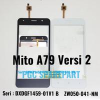 Original Touchscreen Mito A79 Versi 2 - Kaca TS V.2 Ver.2 Version 2