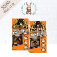 Gorilla Glue ORIGINAL Waterproof 59 ML / Lem Kayu Keramik Kaca Besi
