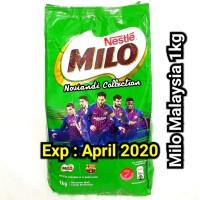 MILO 1KG MALAYSIA / MILO ACTIVE GO 1KG / MILO MALAYSIA / MILO ACTIVE G