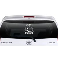 Stiker Cutting Mobil Stiker Jack Daniels Stiker Kaca Body Mobil R54