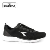 Sepatu Diadora Pria Savario Sports Sneakers Kasual Black Original