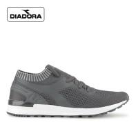 Sepatu Diadora Pria Ricow Sports Sneakers Kasual Grey Original