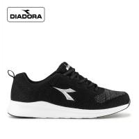 Sepatu Diadora Pria Renaldi Sneakers Running Black Original