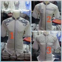 Real Pict Recommended Baju Koko Pria Al-ihsan Lengan pendek