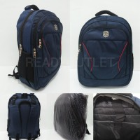 tas ransel laptop merk Polo Global 9523
