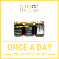 Madu Asli Trigona (Trigona Raw Honey) - 300 Gram - Necturist Indonesia