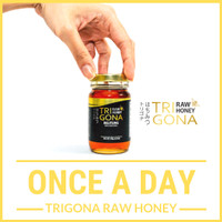 Madu Asli Trigona (Trigona Raw Honey) - 150 Gram - Necturist Indonesia