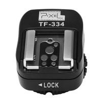 Pixel TF-334 Hot Shoe Converter Sony Mi Camera to Canon, Nikon