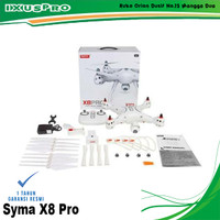 Syma X8PRO X8 PRO GPS Wifi 720p FPV Drone Return to Home