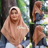 jilbab segiempat BELLA SQUARE instan 2 layer