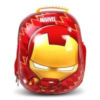 Tas Sekolah Ransel Anak Desain Marvel untuk Sekolah