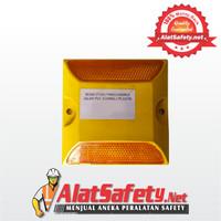 Paku Marka Jalan PVC Kuning / Road Stud Plastik