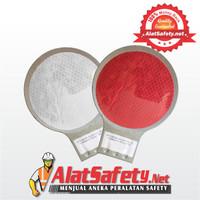 O Guardrail Reflector / Reflektor Jalan Tol