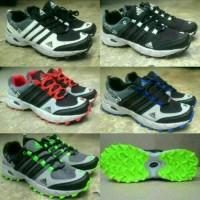 Sepatu adidas ax2 terbaru promo grosir running volly gy Murah