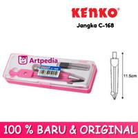 Jangka Kenko C-168 Compass - Jangka Kenko Pensil Mekanik