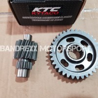 Gear Ratio Set KTC-Kytaco For Yamaha Xmax 250-300