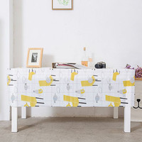 taplak meja kartun rectangular tablecloth khg012