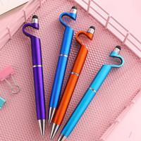 pen multifungsi dengan stylus dan stand handphone spe073