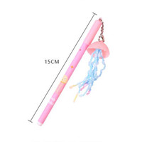 pen gel gantungan ubur-ubur jellyfish pendant gel pen spe074