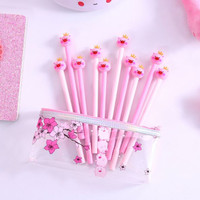 pen gel cute pig cartoon gel ballpoint spe075