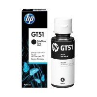 Tinta Printer HP GT51 / GT-51 Black Original