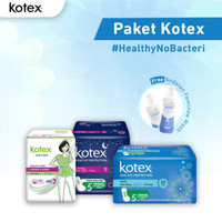Paket Kotex #HealthyNoBacteri